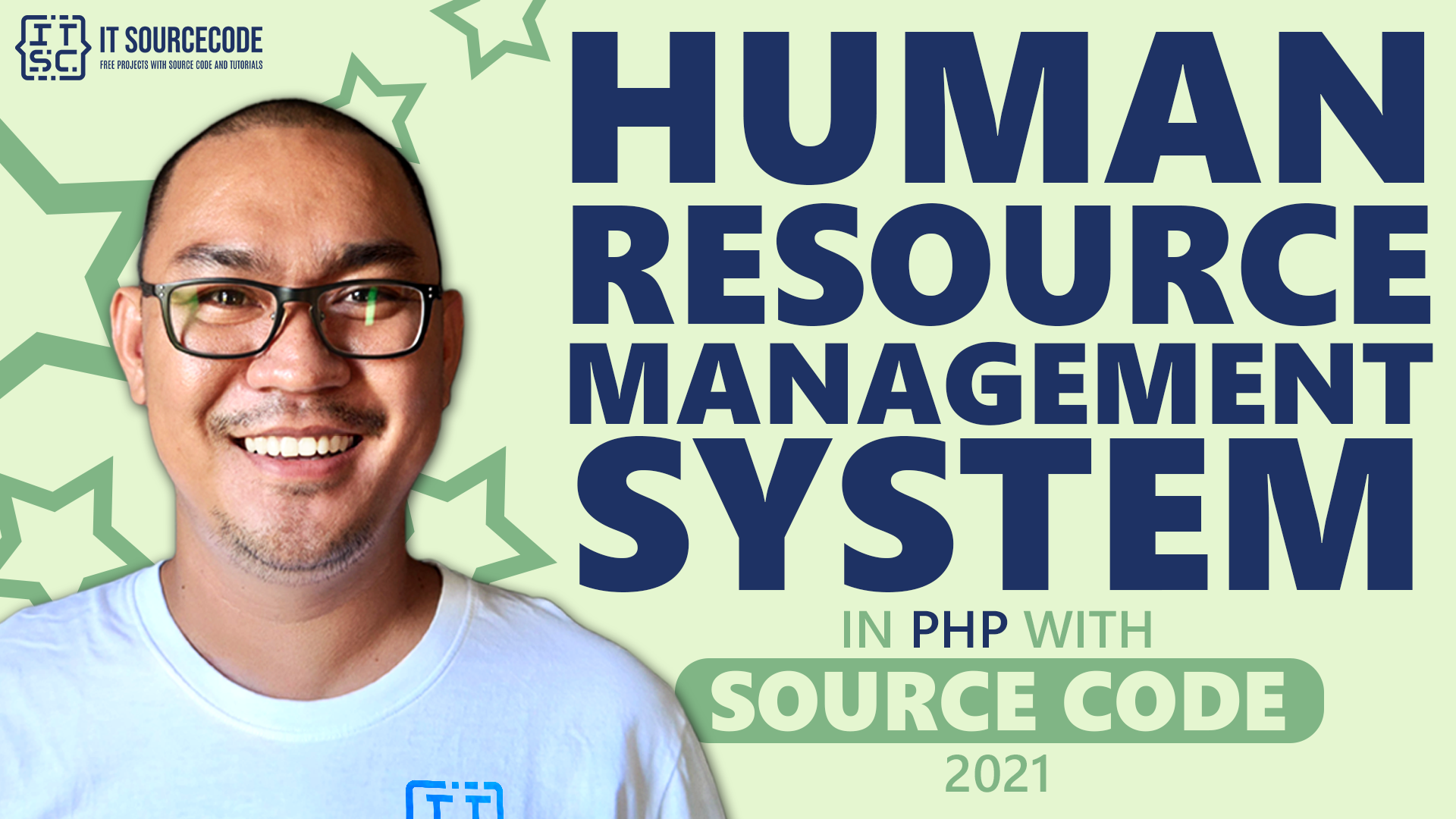 Human Resource Management System in PHP with Source Code