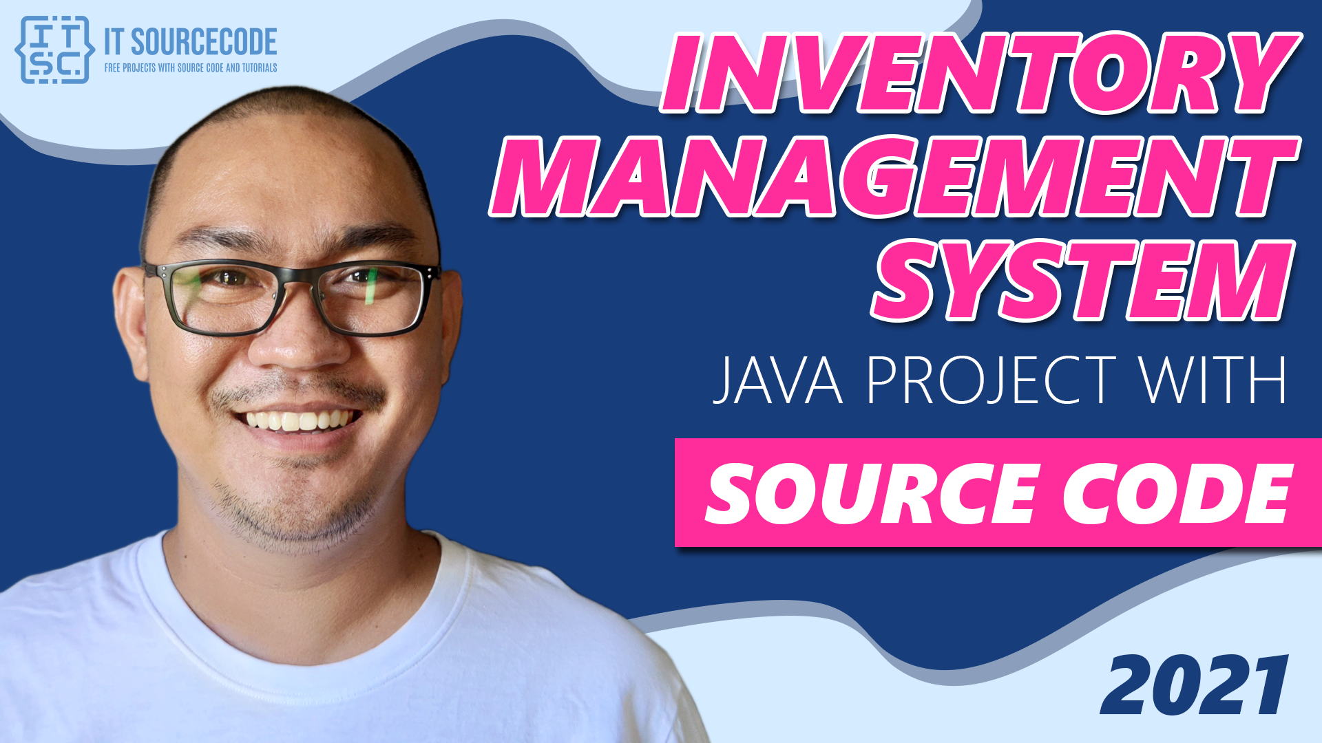 Inventory Management System Project in Java with Source code