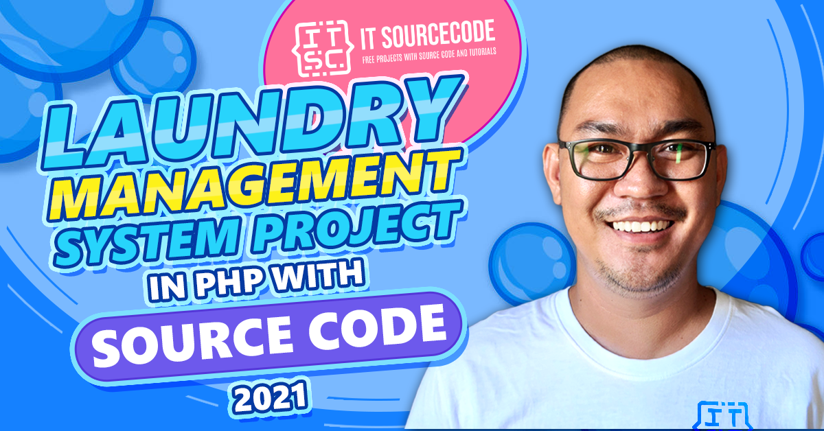 Laundry Management System Project in PHP with Source Code