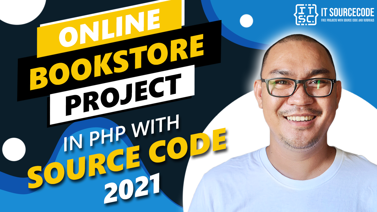 Online Bookstore Project in PHP With Source Code