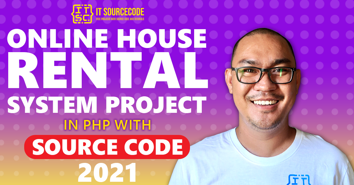 Online House Rental System Project in PHP with Source Code