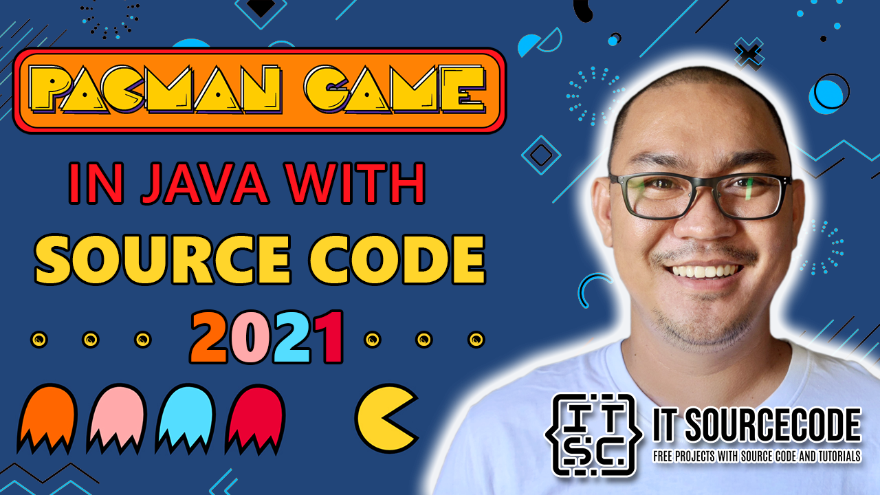 Pacman Game in Java