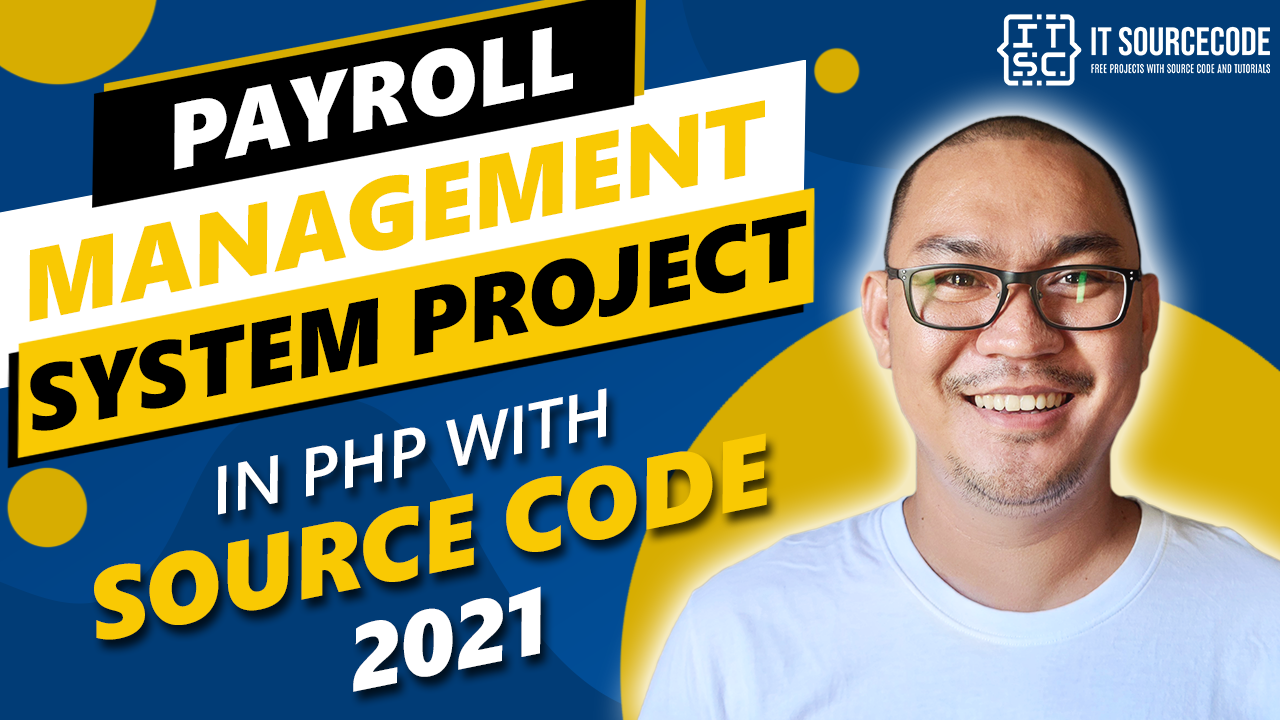 Payroll Management System Project in PHP With Source Code