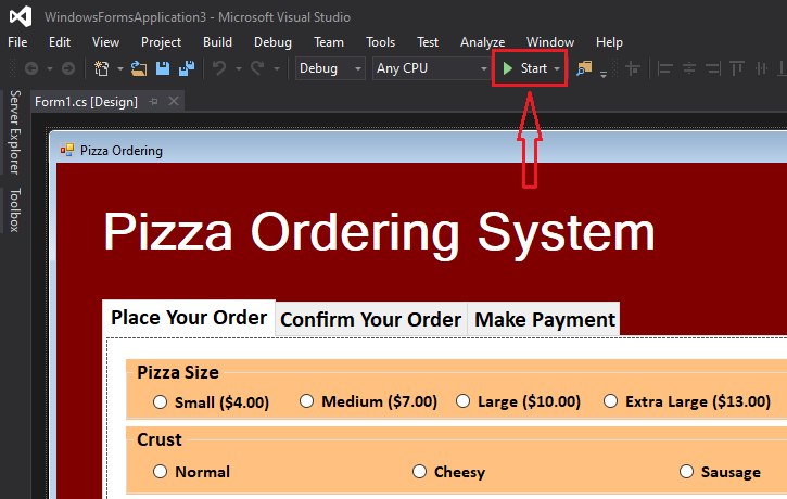 Pizza-Ordering-System-in-Csharp-Step-5