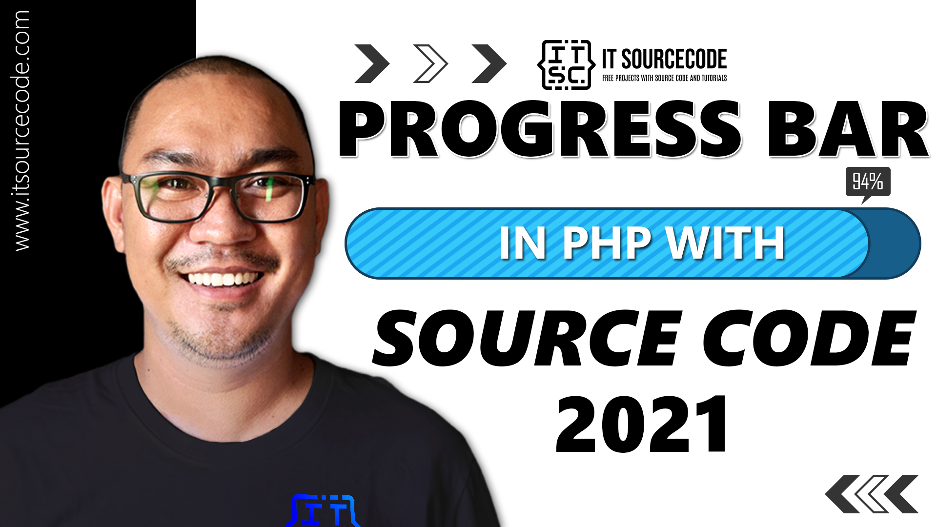 Progress Bar in PHP with Source Code 2021