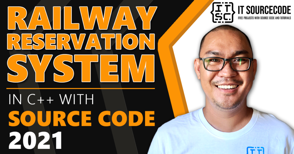 Railway Reservation System in C++ with Source Code