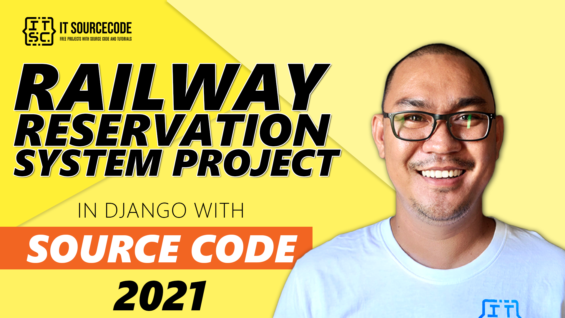 Railway Reservation System in Django with Source Code 2021