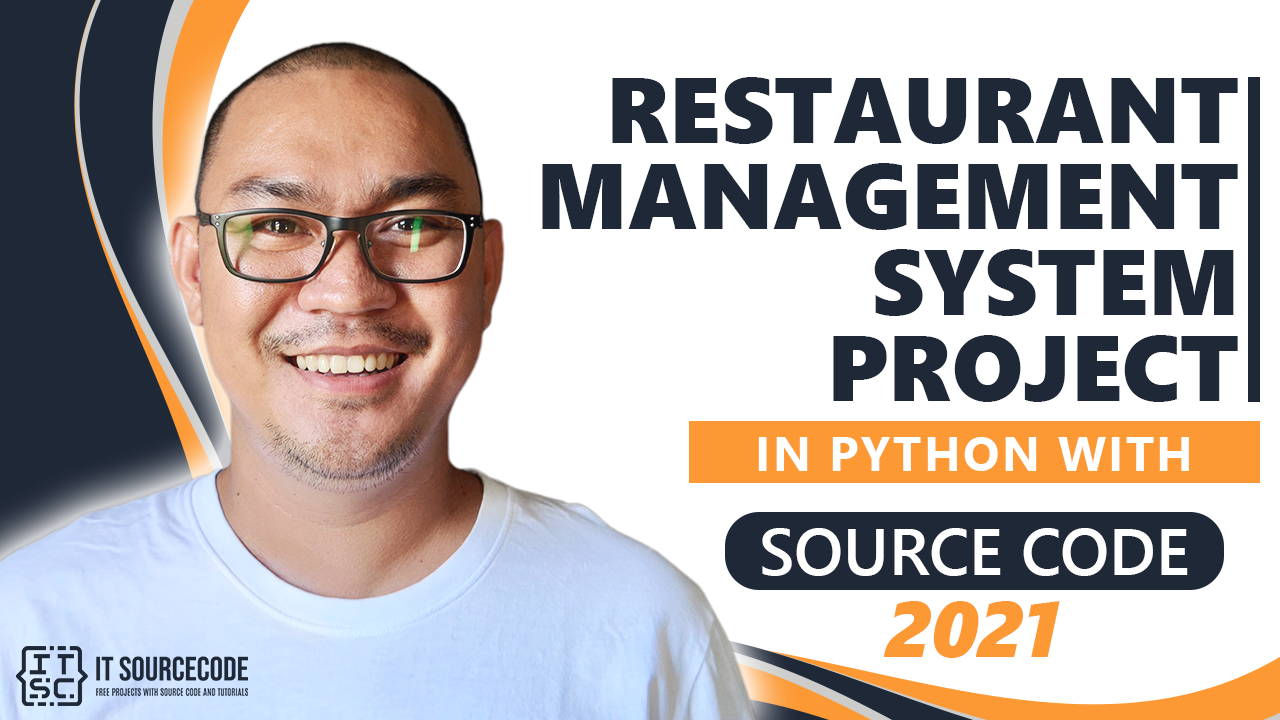 Restaurant Management System Project in Python