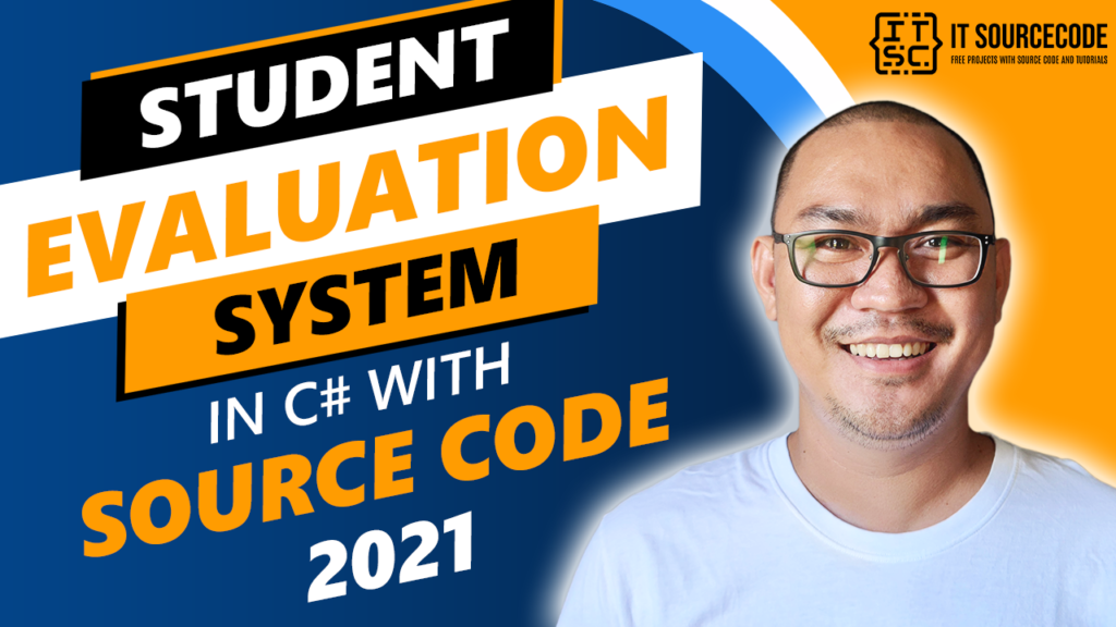 Student Evaluation System in C# with Source Code 2021