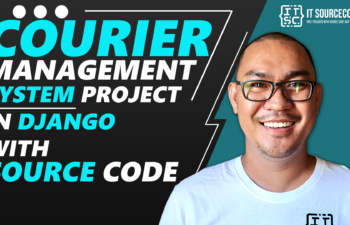 Courier Management System Project in Django