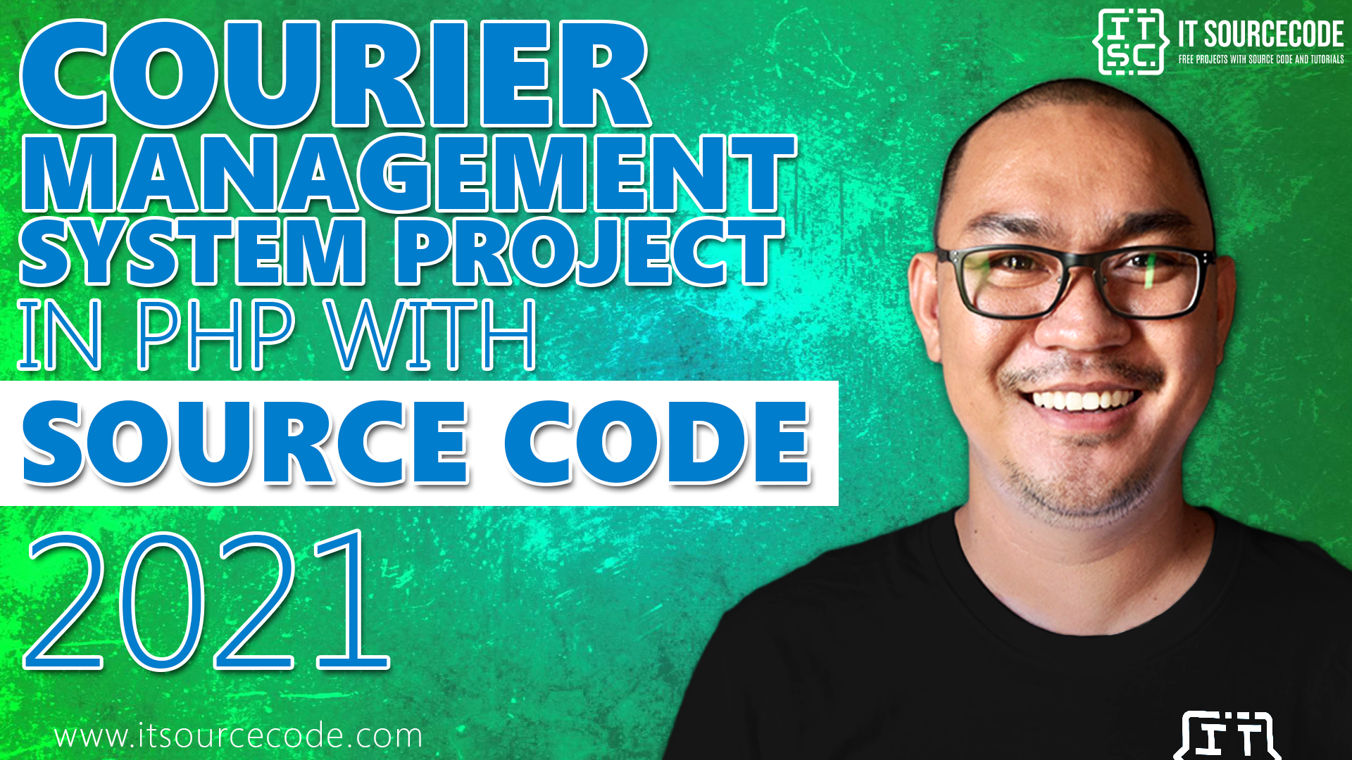 Courier Management System Project in PHP with Source Code 2021