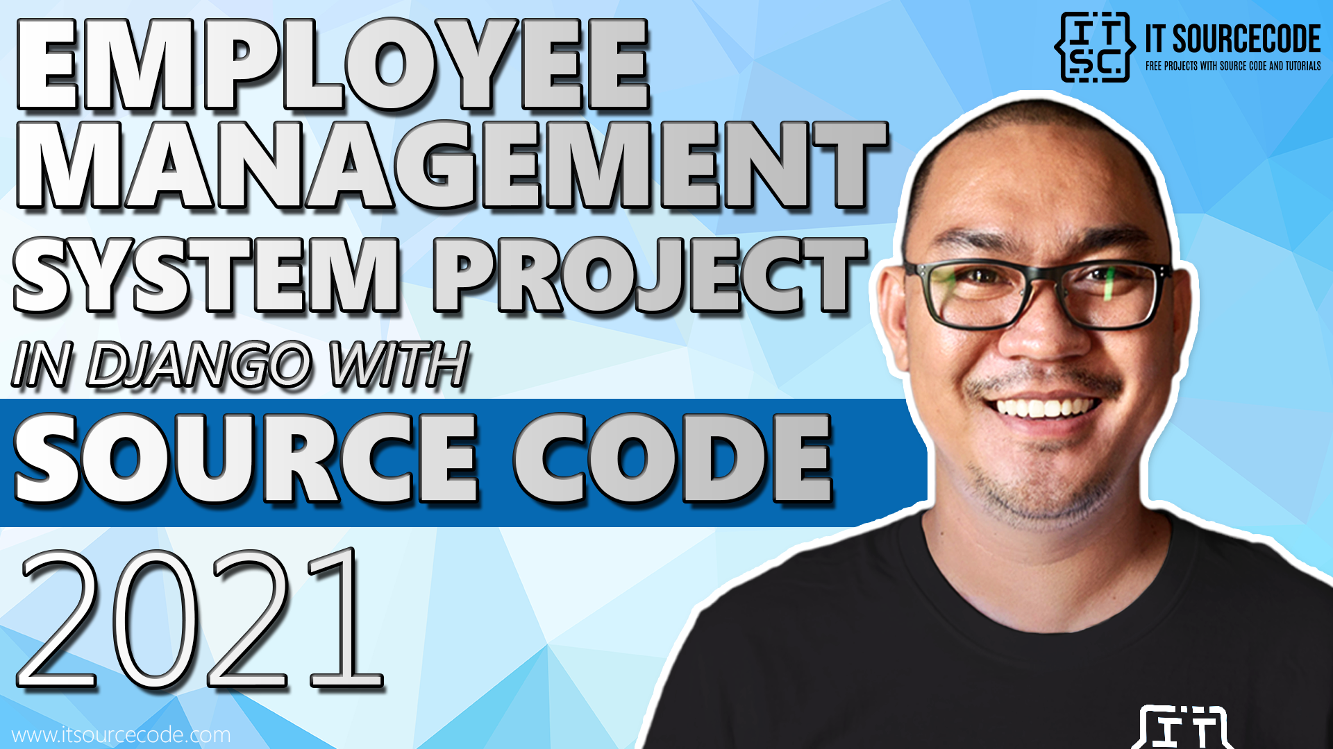 Employee management system project in django
