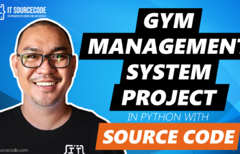 Gym Management System Project In Python With Source Code