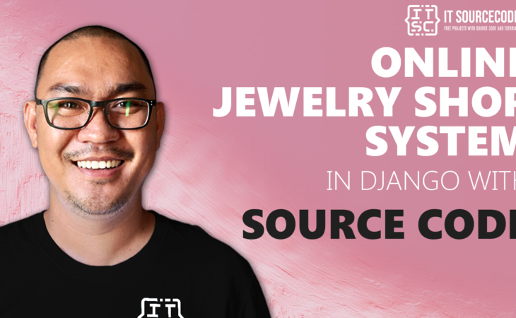 Online Jewelry Shop System in Django with Source Code