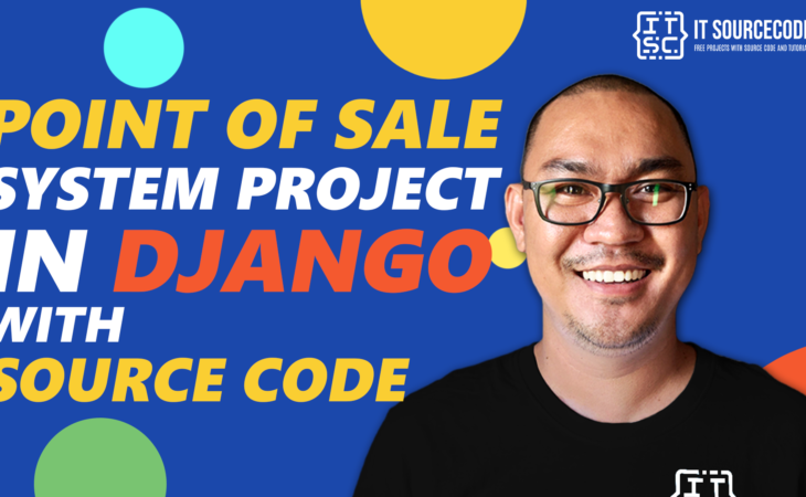 Point of Sale System Project in Django