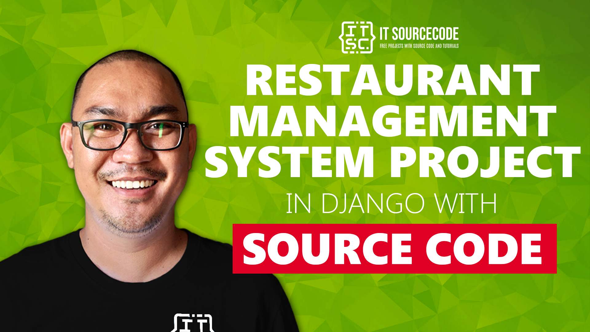Restaurant Management System Project in Django with Source Code