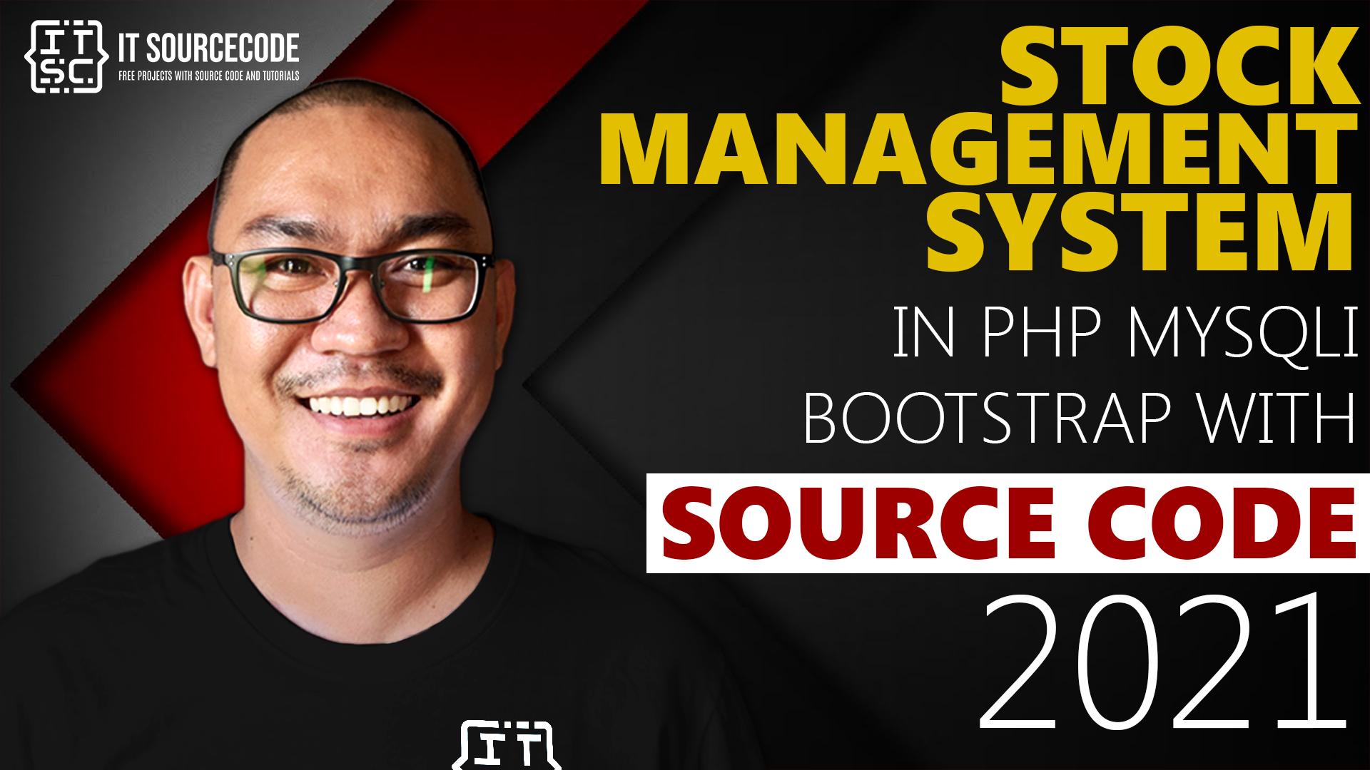 Stock Management System In PHP With Source Code