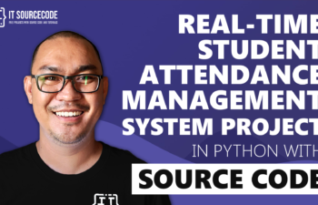 Student Attendance Management System Project In Python With Source Code