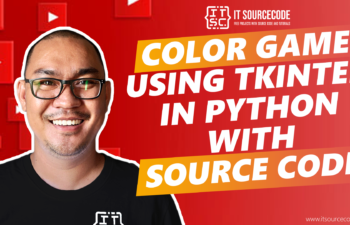 color game using tkinter in python with source code