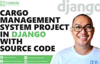 Cargo Management System Project in Django with Source Code