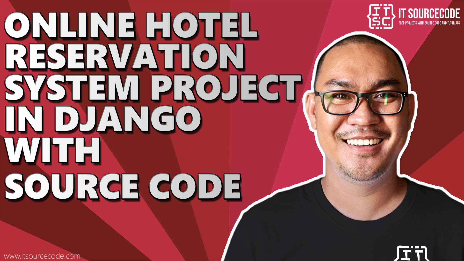 Online Hotel reservation system project in django with source code