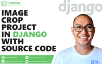 Image Crop Project in Django with Source Code