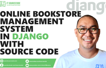 Online Bookstore Management System in Django with Source Code
