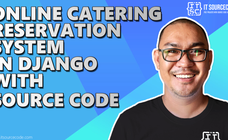 Online Catering Reservation System in Django with Source Code