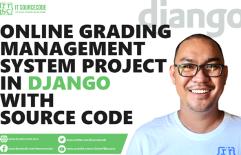 Online Grading Management System Project in Django with Source Code