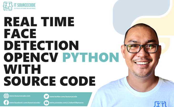 Real-Time Profile Face Detection OpenCV Python With Source Code