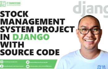Stock Management System Project in Django with Source Code