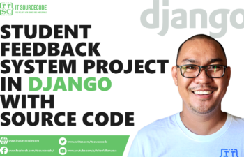 Student Feedback System Project in Django with Source