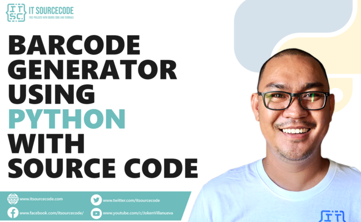 barcode generator using python with source code