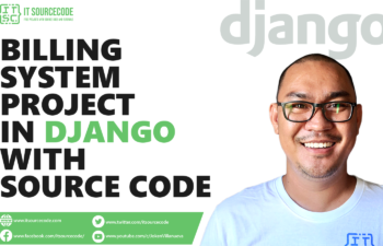 billing system project in django with source code