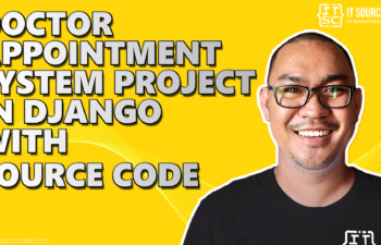 doctor appointment system project in django with source code