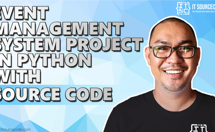 event management system project source code in python