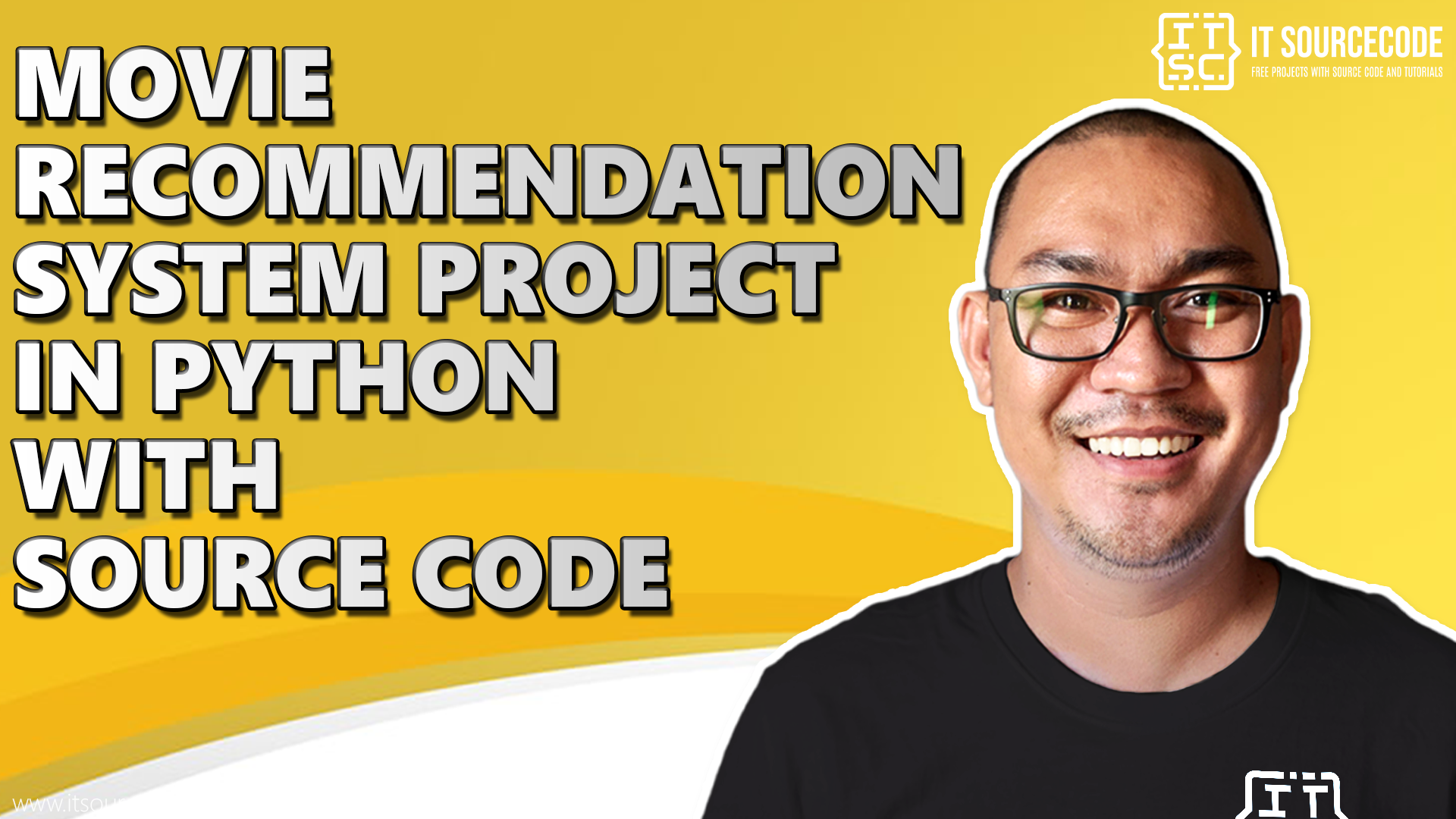 movie recommendation system project in python With Source Code
