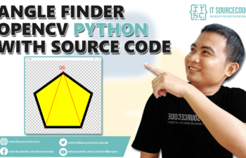 Angle Finder OpenCV Python With Source Code