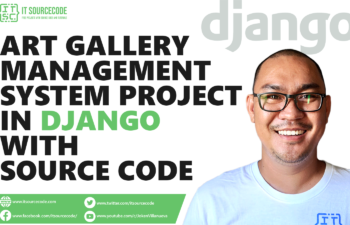 Art Gallery Management System Project in Django with Source Code