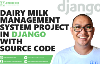 Dairy Milk Management System Project in Django with Source Code