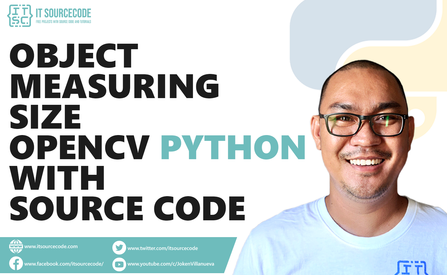 Object Measuring Size OpenCV Python With Source Code