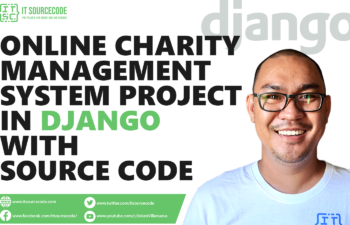 Online Charity Management System Project in Django with SOurce Code