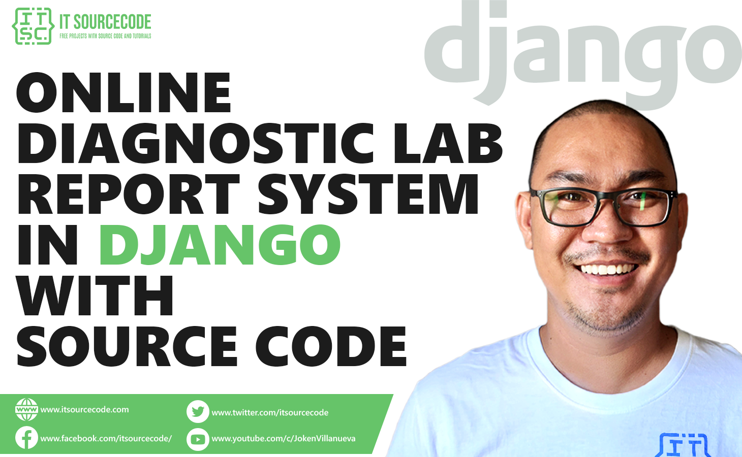 Online Diagnostic Lab Reporting System in Django with SOurce Code