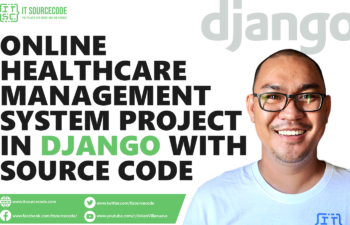 Online Healthcare Management System Project in Django with Source Code