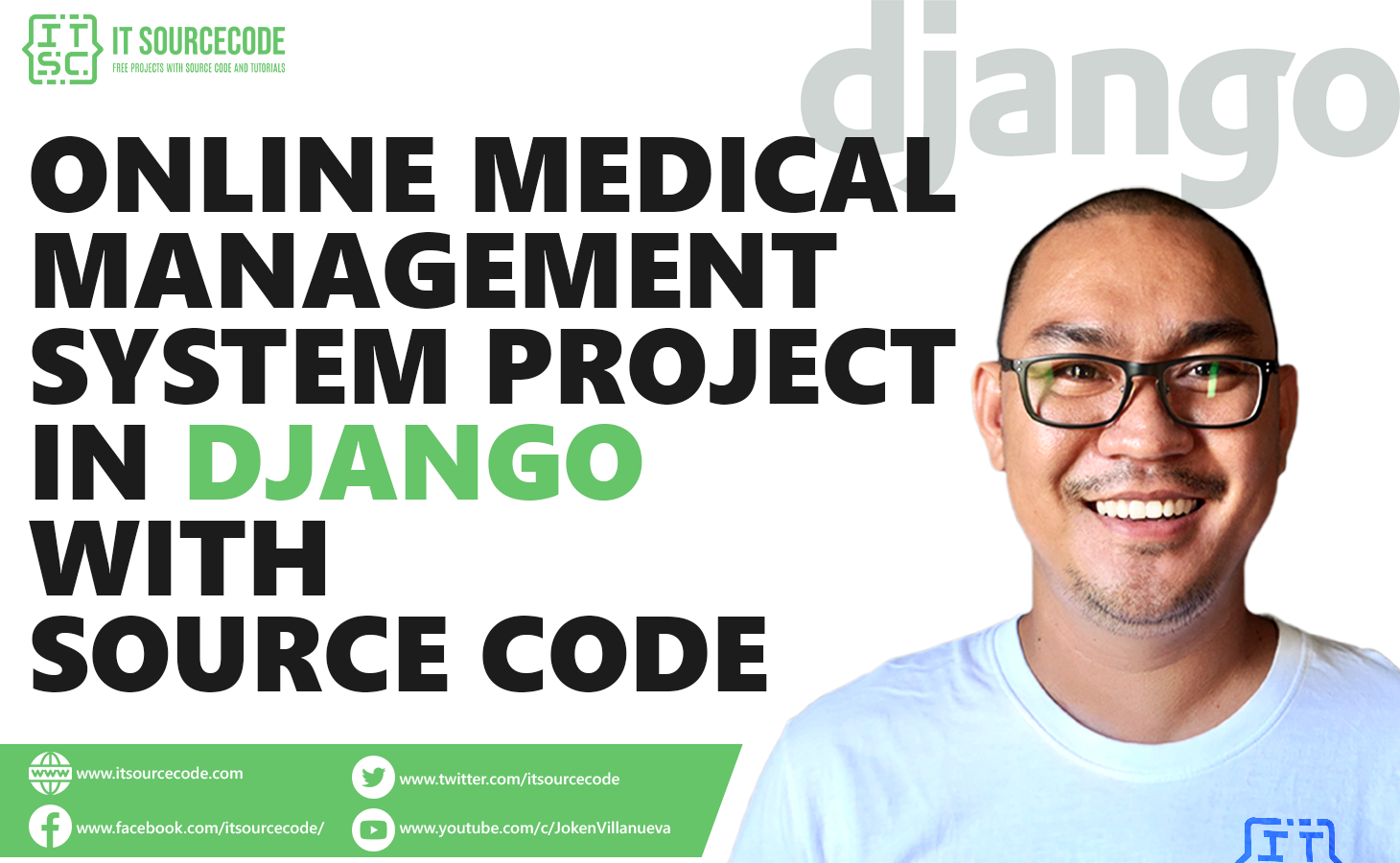 Online Medical Management System Project in Django with SOurce Code