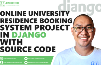 Online University Residence Booking System in Django with Source Code