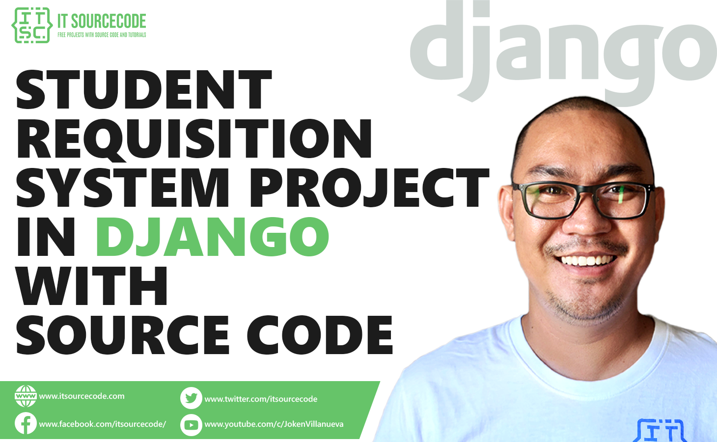 Student Requisition System Project in Django with Source Code
