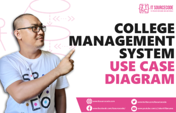 Use Case Diagram for College Management System