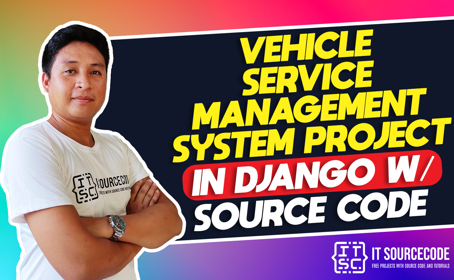 Vehicle Service Management System Project in Django with Source code