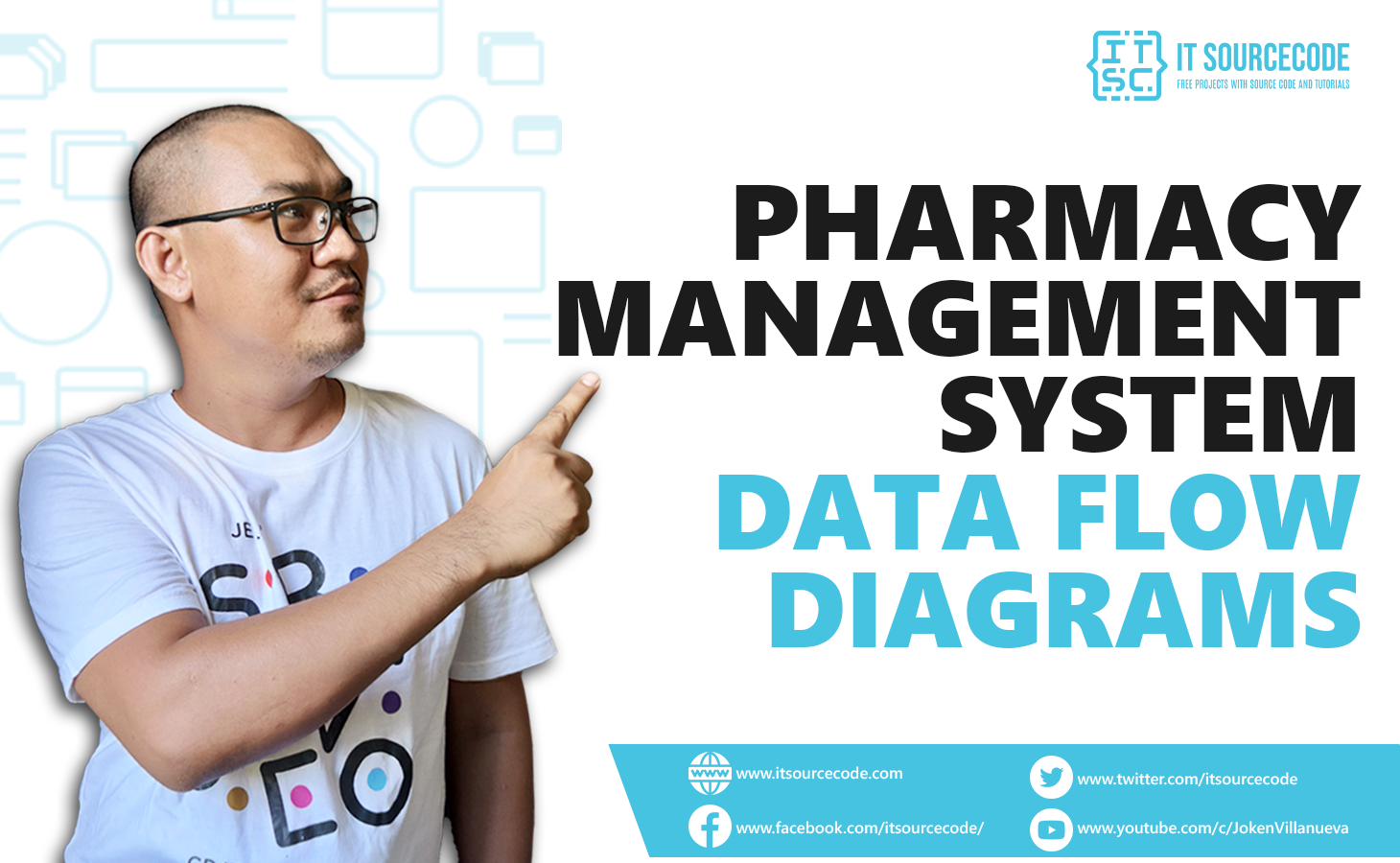 DFD Diagram for Pharmacy Management System